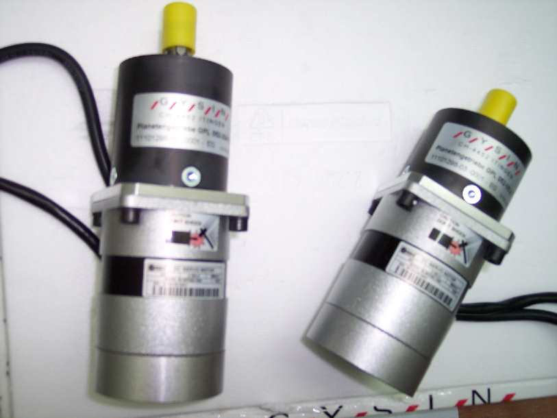 LEADSHINE BL with GYSIN Planetary Gearbox